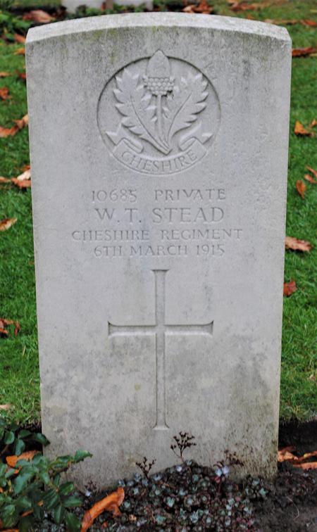 Profile picture for William Thomas Stead