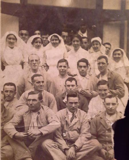 Miltary Hospital
