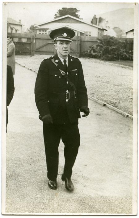 District Superintendent Edward James Rose