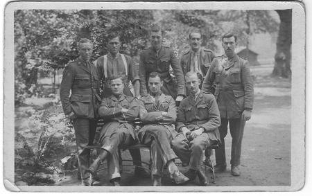 Arthur Young (Middle Front Row)