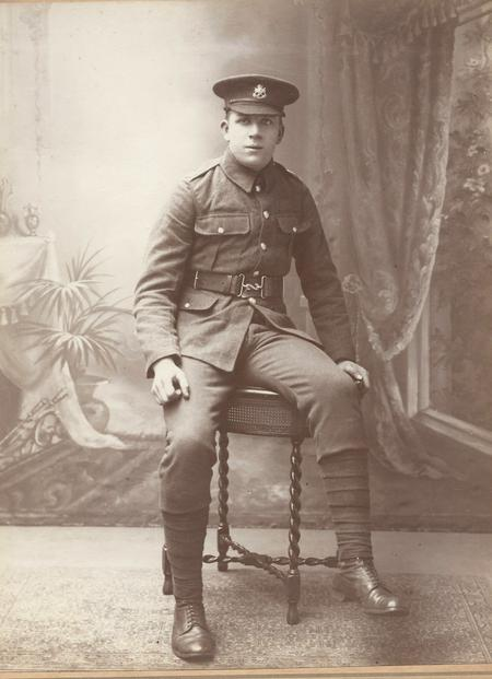 Private George Stoakes