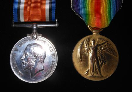 The British War Medal & The Victory Medal