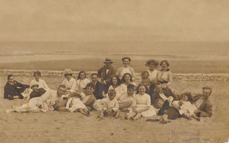 Hornsea, August 1914