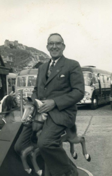 Alfred at Hastings