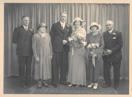 Wedding Day Photograph