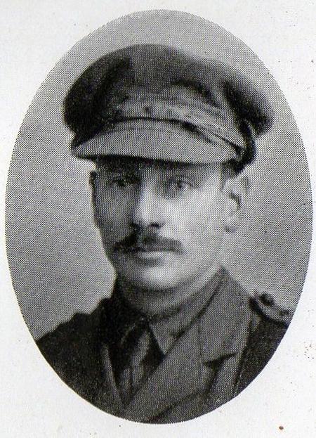 Profile picture for Gerald Herbert Johnson Barrett