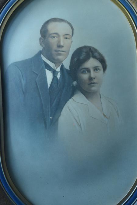 Edward James Rose and Nora Mary Rose