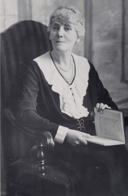 Profile picture for Margaret Moss