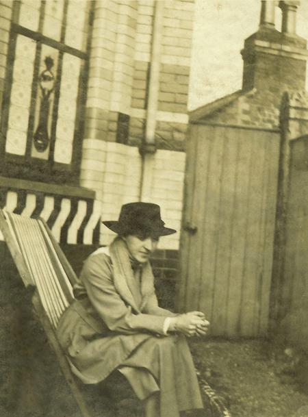 Marie at Farrago 1918