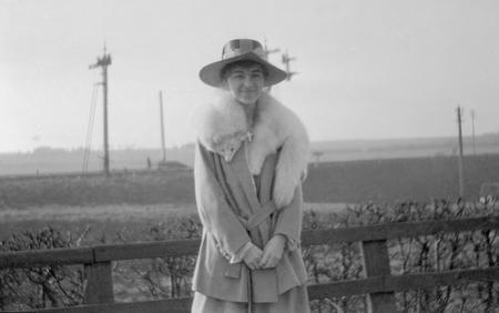 Marie, Hornsea 1917