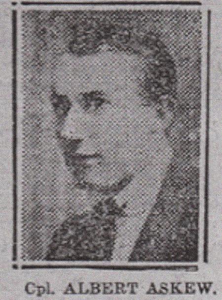 Profile picture for Albert Askew