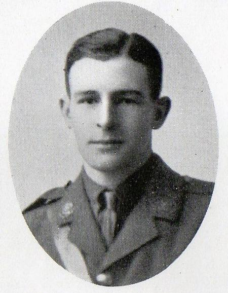 Profile picture for William Geoffrey Morris Rigby