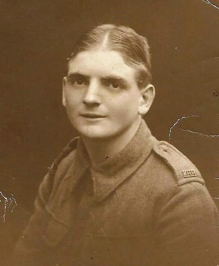 Rifleman Francis Pickering c987