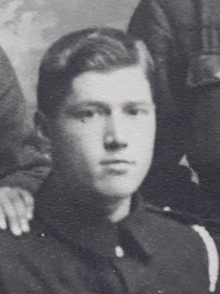 Profile picture for Albert George Bilham