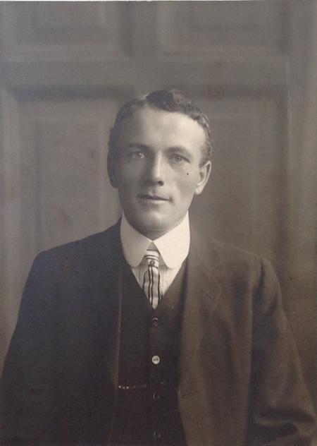 Profile picture for James William Wilson