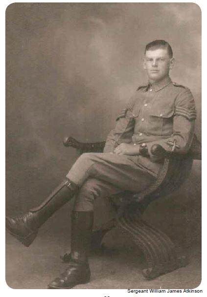 Profile picture for William J Atkinson