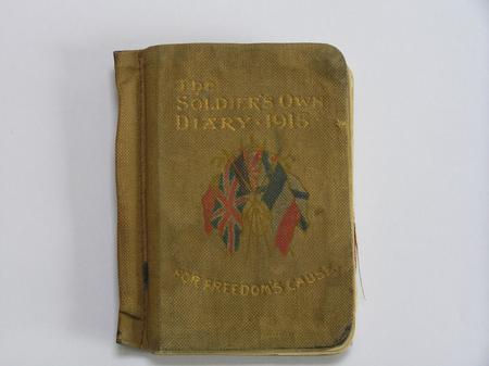 Albert's diary