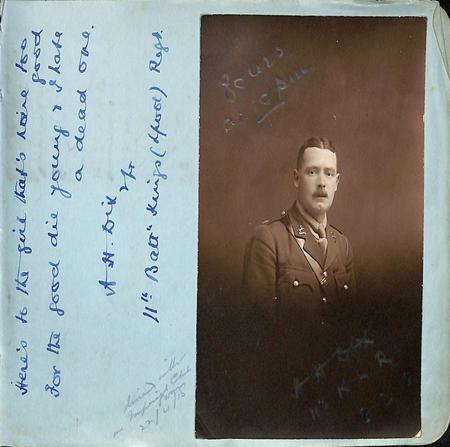 Profile picture for Archibald Harold Dix