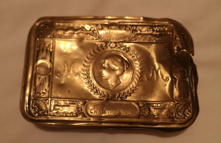 Princess Mary Christmas gift box 1914