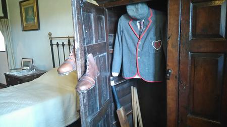 Jack Kipling's bedroom
