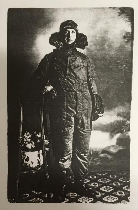 Profile picture for Ernest Ruffett